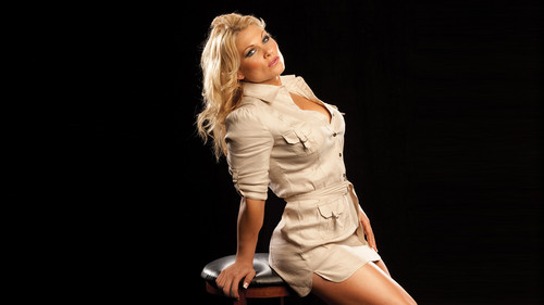 WWE Divas wallpaper possibly containing a hip boot and a well dressed person entitled 25 Days of Divas - Beth Phoenix