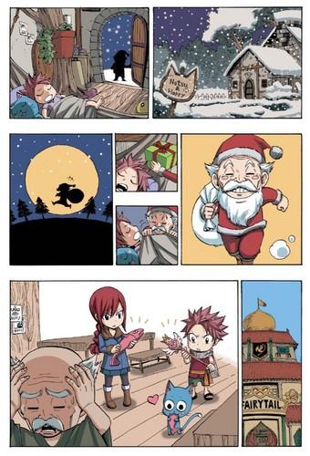 A Christmas Story by Mashima-sensei :)