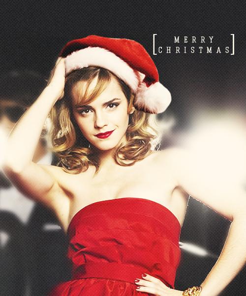 A Very Emma Christmas <3