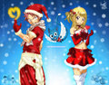 A fairy Nalu christmas