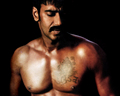 AJAY DEVGAN SHIRTLESS kertas dinding 1