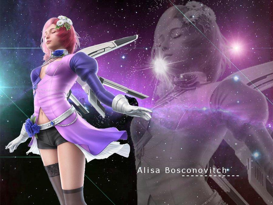 Alisa Wallpaper Alisa Bosconovitch Wallpaper 33102520
