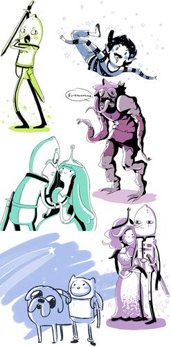 Adventure Time Dump