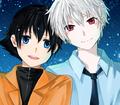 Akise and Yukki