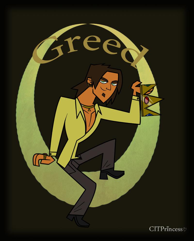 Alejandro: greed