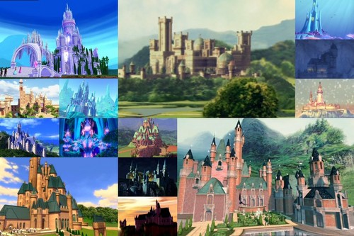 All the BMs castles from N to PaP