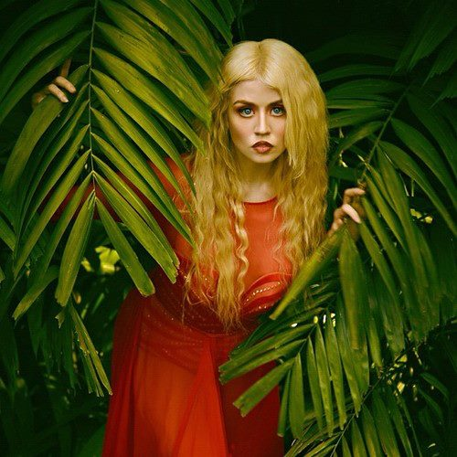 Allison Harvard for Designer Francis Libirian