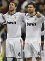 Alonso and Ramos - xabi-alonso photo