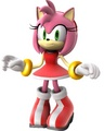 Amy in Sonic Unleashed