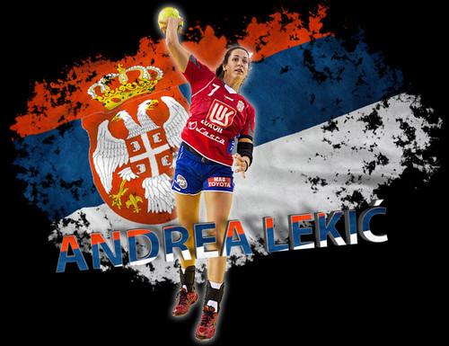 Andrea Lekić Serbia