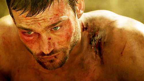 Andy / Spartacus