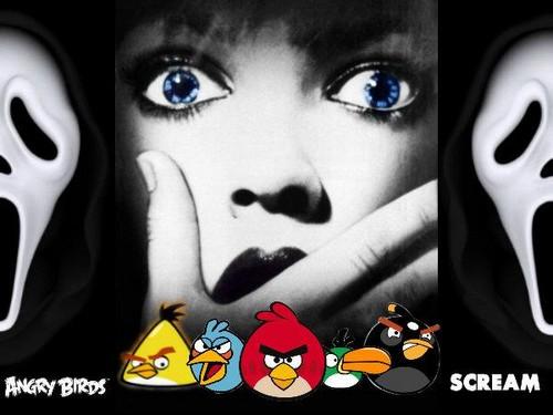 Angry Birds: Scream