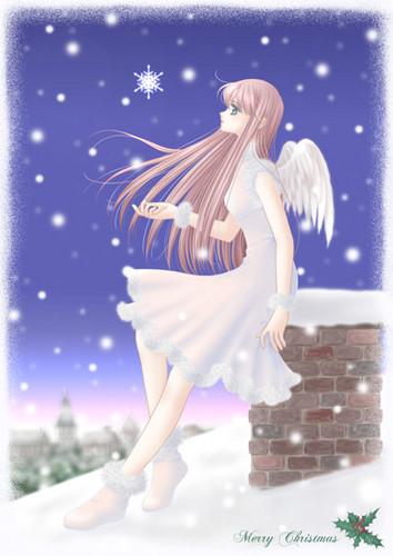 animé Angel girl