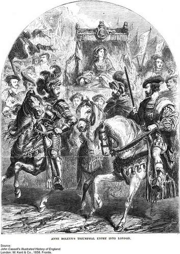 Anne Boleyn Triumphans