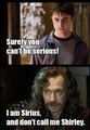 Another awesome Sirius joke