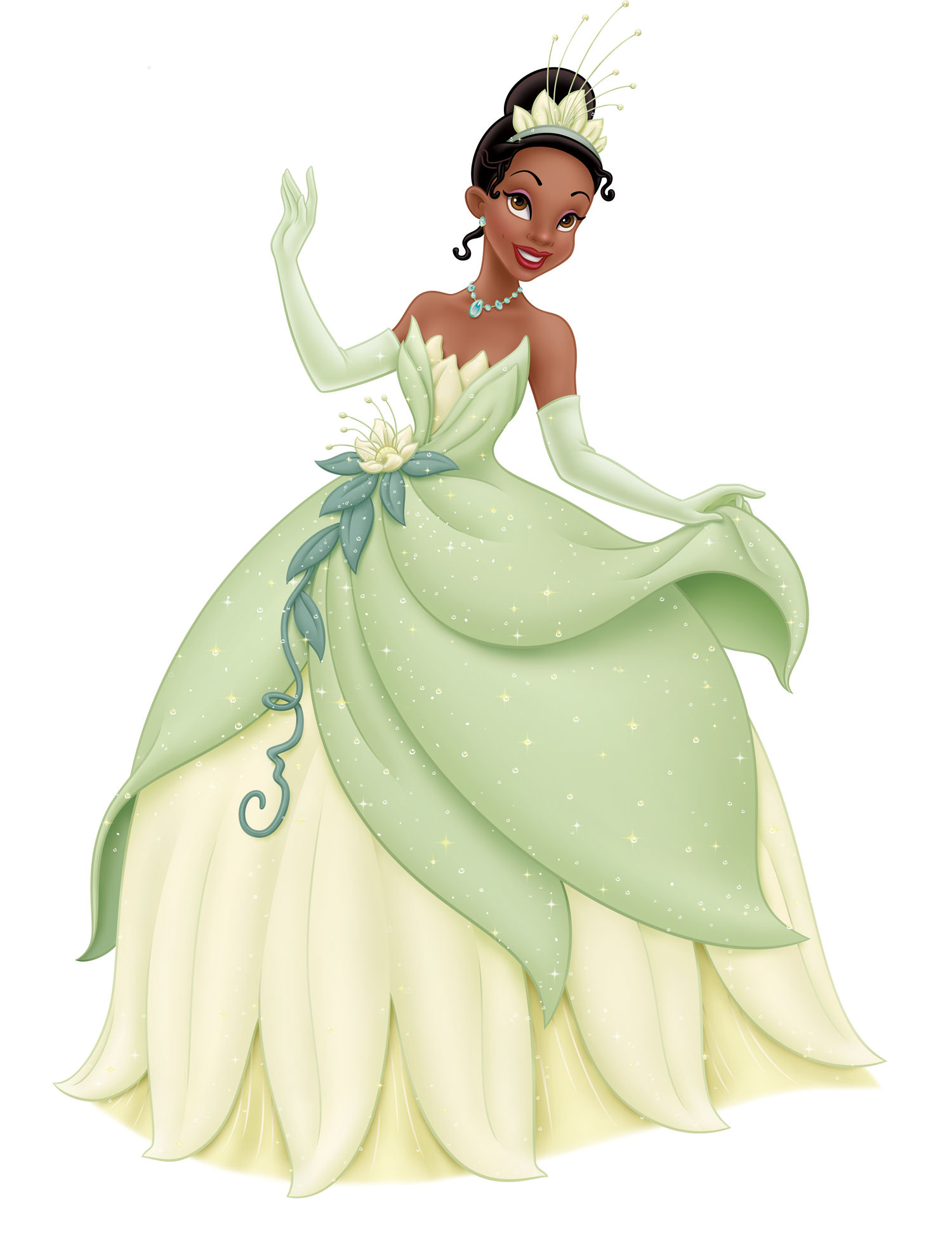 Anothr Tiana Pose Disney Princess Photo 33145047 Fanpop