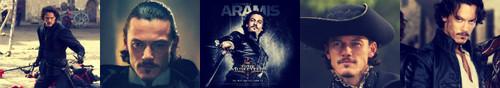 Aramis Banner