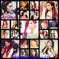 Ariana Grande Montage