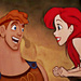 Ariel and Hercules 2 of 5 - disney-crossover icon