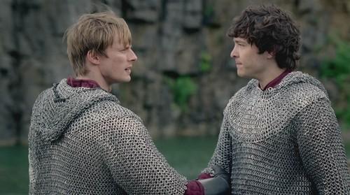 Arthur & Mordred 1 achtergrond