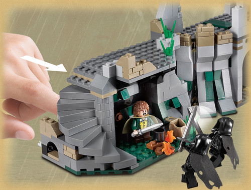 Attack in Weathertop Lego Collection