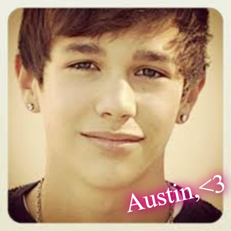 Austin,<3