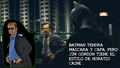 BATMAN - HORATIO CAINE STYLE ((SPANISH)) - batman fan art