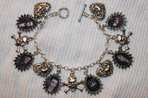 "BVB Andy ""Sixx"" Biersack bracelet"