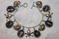 BVB charm bracelet - andy-sixx-and-black-veil-brides fan art