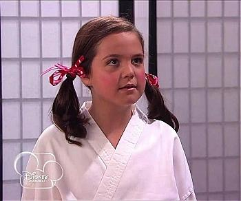 Bailee as Maxine in Wizards of Waverly Place