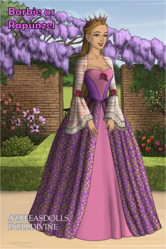 Barbie as Rapunzel - 2