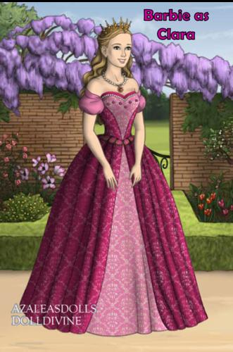 barbie in Nutcracker - Clara 2