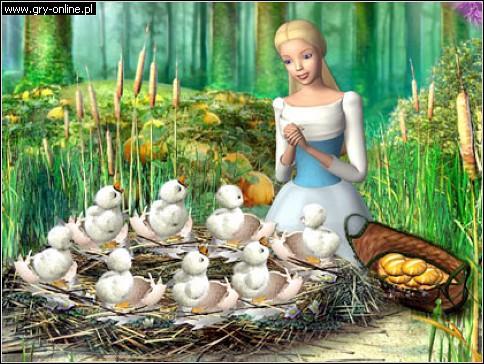 búp bê barbie of thiên nga Lake - PC version