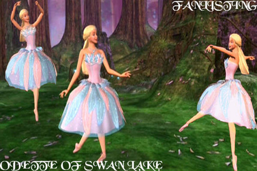 Barbie of Swan Lake wallpaper