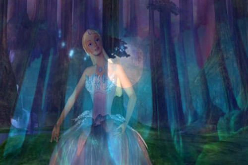 Barbie of sisne Lake wolpeyper
