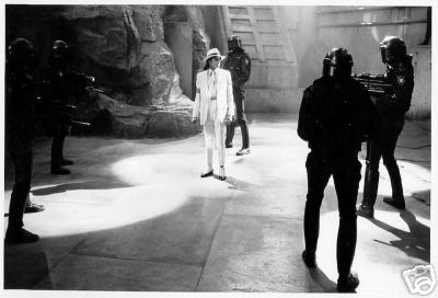 "Behind The Scenes In Making Of ""Smooth Criminal"""