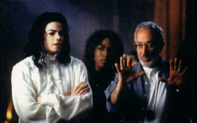 "Michael Jackson's Ghosts wallpaper titled Behind The Scenes In The Making Of ""Ghosts"""