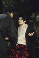 "Behind The Scenes In The Making Of ""Childhood"" - michael-jackson photo"