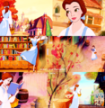 Belle ~  - beauty-and-the-beast photo