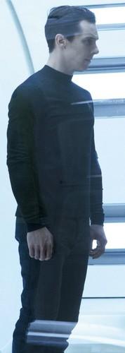 Benedict Cumberbatch In bintang Trek