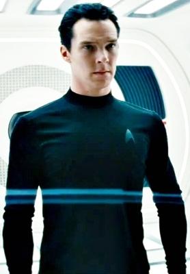 Benedict Cumberbatch In Star Trek - Benedict Cumberbatch ...