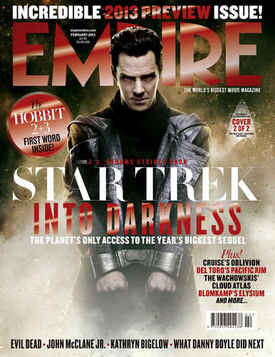Benedict Cumberbatch wallpaper containing anime called Benedict Cumberbatch for Empire Magazine