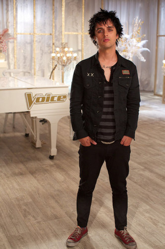Billie Joe on The Voice