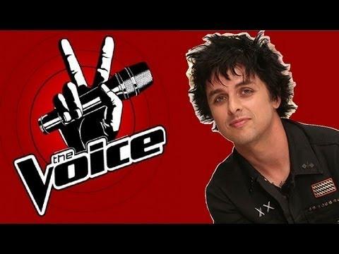 Billie Joe on The Voice