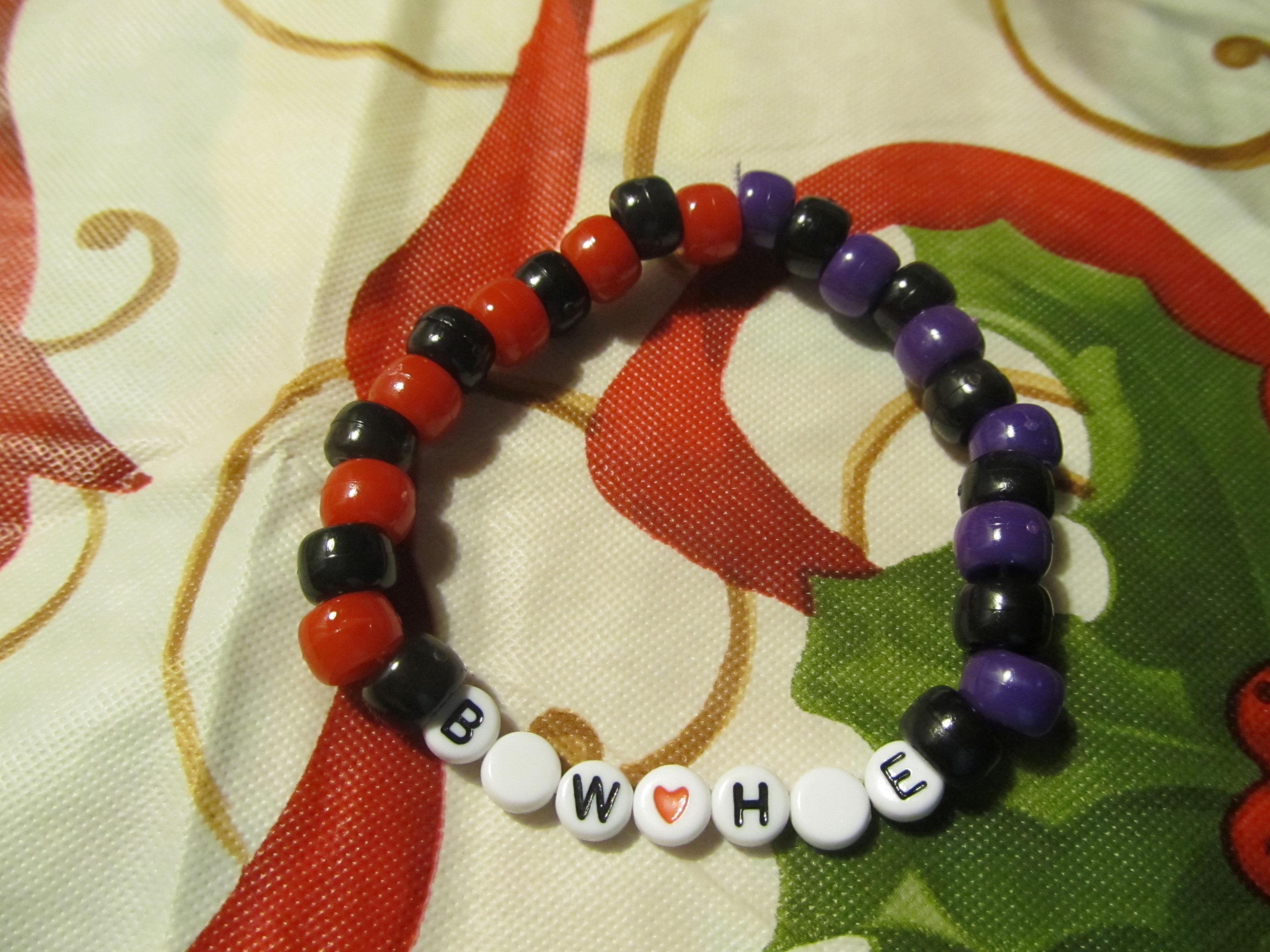 Black Widow & Hawkeye Forever Bracelet