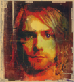 Bleach - kurt-cobain fan art
