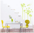 Blow Flower Wall Decals - home-decorating photo