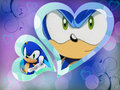 Blue Love - sonic-the-hedgehog fan art