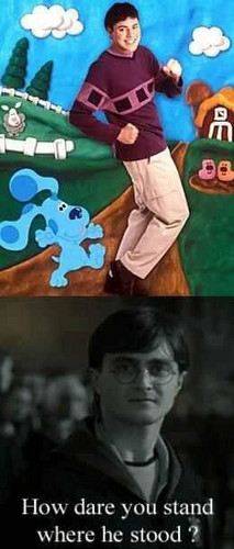 Blues clues.. xD