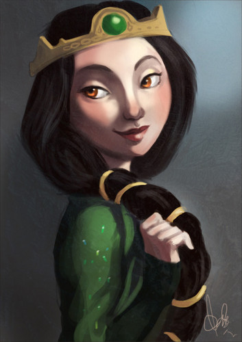 クイーン Elinor